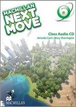 Macmillan Next Move Level 6 Class Audio CD