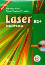 Laser 3rd edition B1+ Student's Book & CD-ROM with MPO
