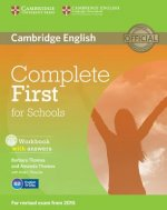 Complete First for Schools Workbook with Answers with Audio