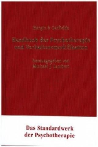 Bergin & Garfields Handbuch der Psychotherapie und Verhaltensmodifikation