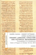 Knaanic Language: Structure and Historical Background