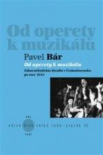 Od operety k muzikálu