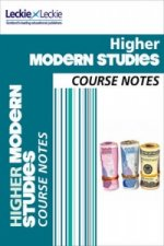 CFE Higher Modern Studies Course Notes