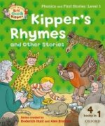 Oxford Reading Tree Read with Biff, Chip and Kipper: Level 1