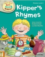 Oxford Reading Tree Read with Biff Chip and Kipper: Phonics: