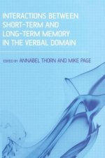 Interactions Between Short-term and Long-term Memory in the