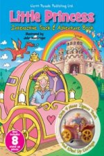 Track Jigsaw Book - Little Princess