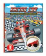Track Jigsaw Book - Racing Car