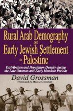 Rural Arab Demography and Early Jewish Settlement in Palesti