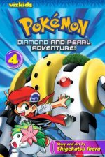 Pokemon Diamond and Pearl Adventure!, Volume 4