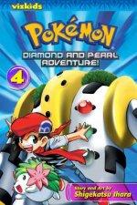 Pokemon Diamond and Pearl Adventure!, Vol. 4