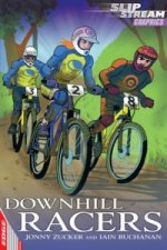 EDGE: Slipstream Graphic Fiction Level 2: Downhill Racers