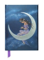 Flame Tree Notebook - Moon Maiden