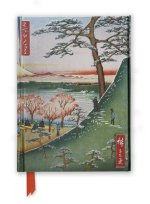 Flame Tree Notebook - Hiroshige Fuji