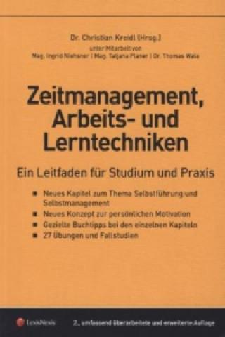 Zeitmanagement, Arbeits- und Lerntechniken