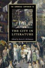 Cambridge Companion to the City in Literature