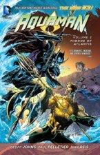 Aquaman Vol. 3 Throne Of Atlantis (The New 52)