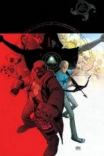 Archer & Armstrong Deluxe Edition Book 1 HC