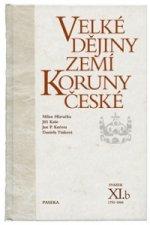 Velké dějiny zemí Koruny české svazek XI.b