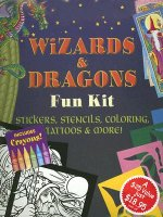Wizards and Dragons Fun Kit