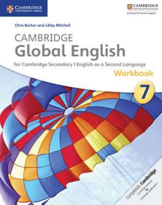 Cambridge Global English Workbook Stage 7