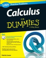 Calculus: 1,001 Practice Problems For Dummies (+ Free Online