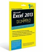 Excel 2013 For Dummies eLearning Course Access Code Card (12