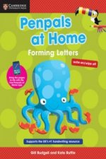 Penpals at Home: Forming Letters