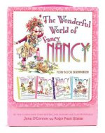 Fancy Nancy: The Wonderful World of Fancy Nancy Four-Book Ex