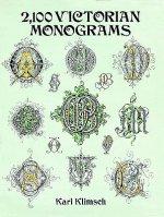 2100 Victorian Monograms