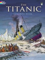 Titanic Coloring Book