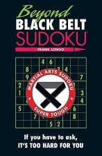 Beyond Black Belt Sudoku