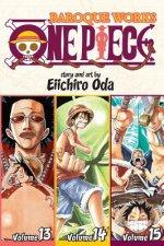 One Piece: Baroque Works 13-14-15, Vol. 5 (Omnibus Edition)