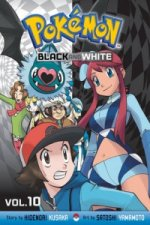 Pokemon Black and White, Vol. 10
