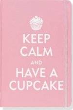Sm Journal Keep Calm & Have a Cupcake