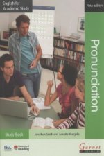 English for Academic Study - Pronunciation Study Book + CDs