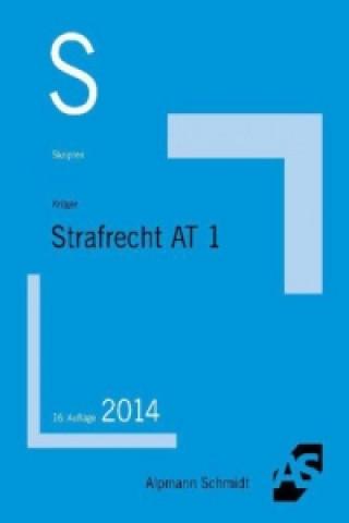 Strafrecht AT. Bd.1