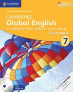 Cambridge Global English Stage 7 Coursebook with Audio CD