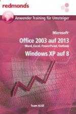 Microsoft Office 2003 auf 2013, Windows XP auf 8