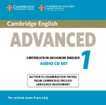 Cambridge English Advanced 1 for Revised Exam from 2015 Audi