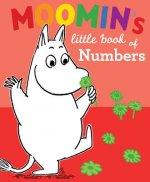 MOOMINS LITTLE BOOK OF NUMBERS