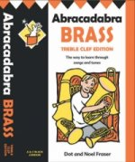 Abracadabra Brass: Treble Clef Edition (Pupil book)
