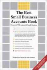 Best Small Business Accounts Book (Yellow version)