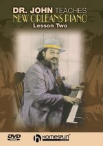Dr John Teaches New Orleans Piano