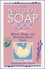 Natural Soap Book