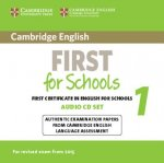 Cambridge English First for Schools 1 for Revised Exam from