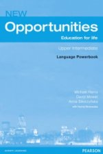 Opportunities Global Upper-Intermediate Language Powerbook NE