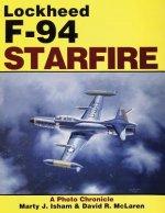 Lockheed F-94 Starfire: a Photo Chronicle