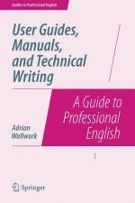 User Guides, Manuals and Technical Writing, 1