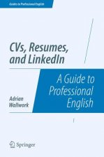 CVs, Resumes, Cover Letters and LinkedIn, 1